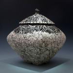 Lidded Vessel - Stoneware