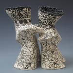 Dancers - Stoneware