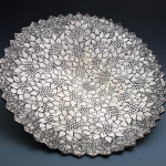 Stoneware Floral 19""